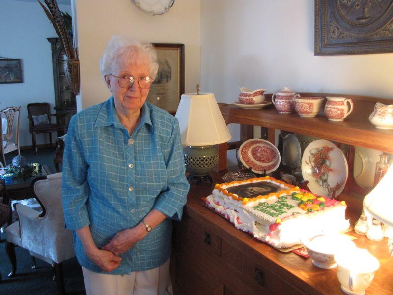 Grandma's 100th 003