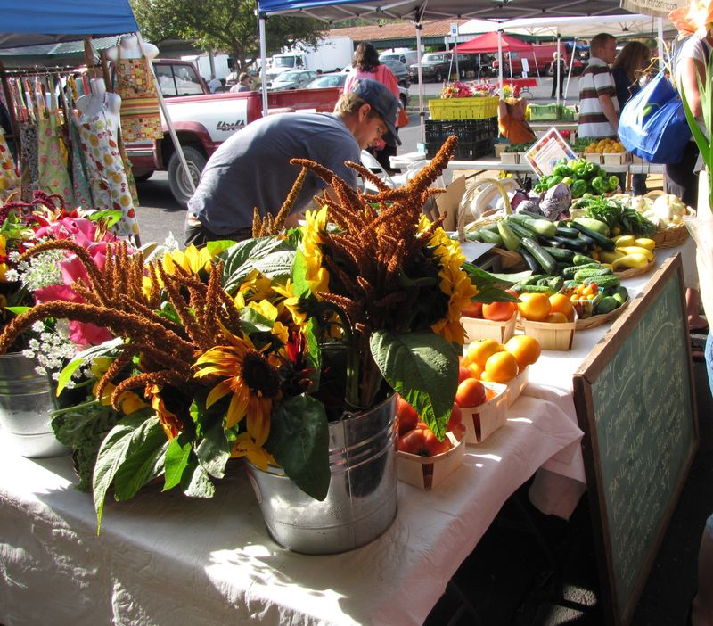 Farmers Market July 25 2009 005