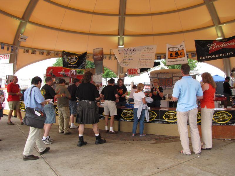 Taste of Kzoo July 25 2009 001