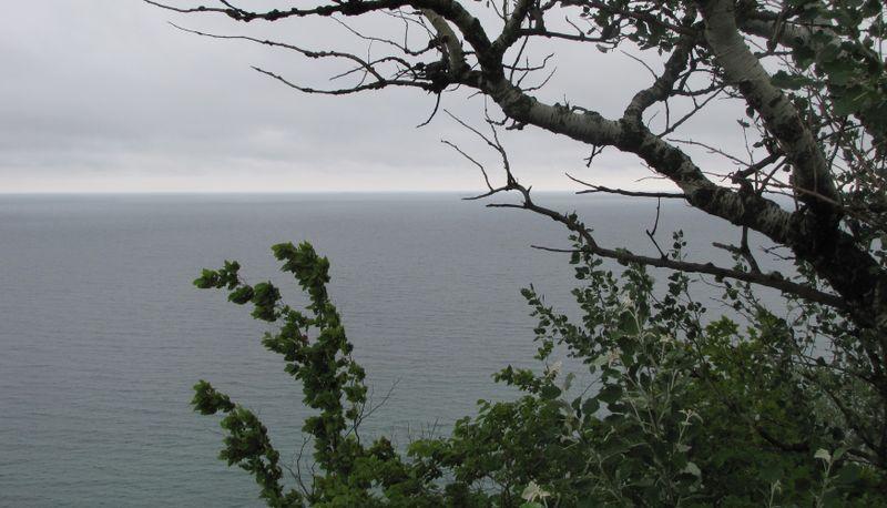 Lake Michigan Landscape