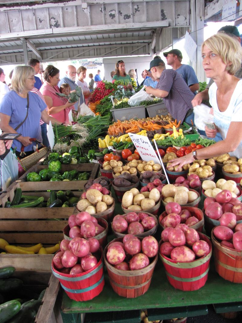 Farmers Market July 25 2009 011