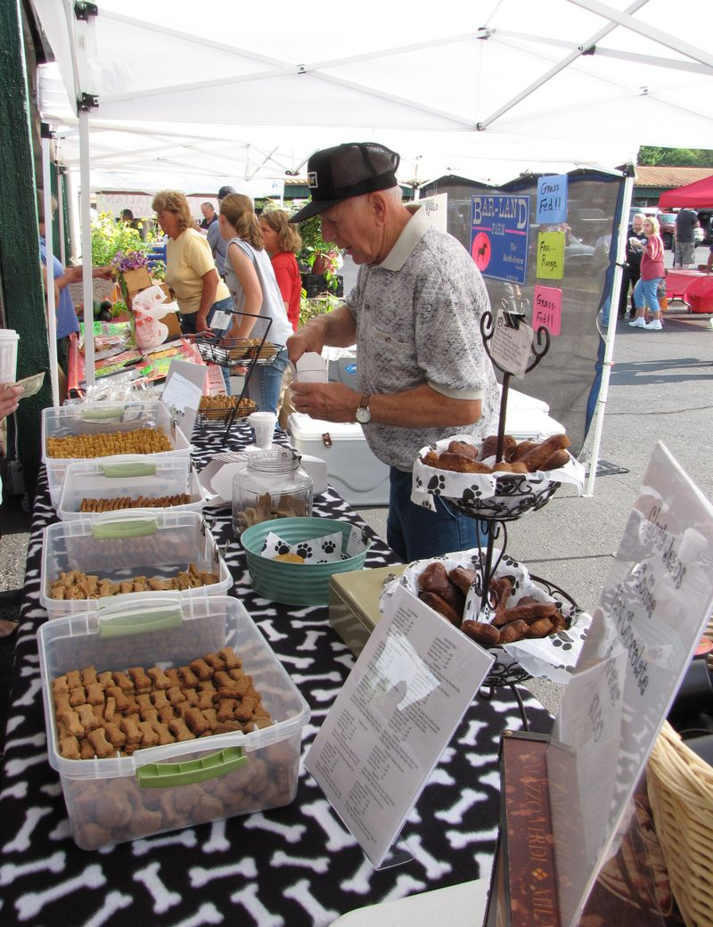 Farmers Market July 25 2009 009