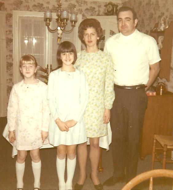 Easter circa 1970