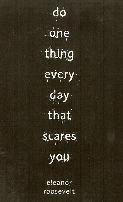 Scares you