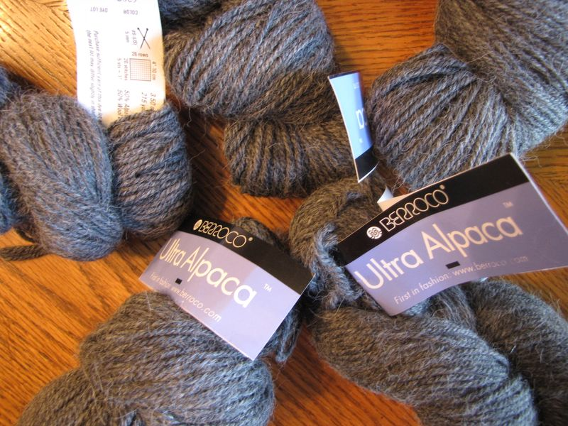 Lucky yarn 001