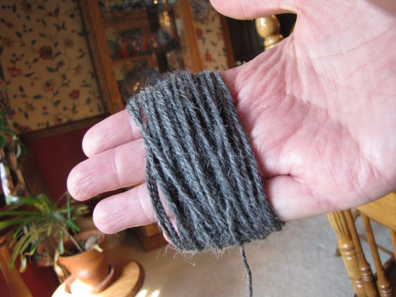 Lucky yarn 008
