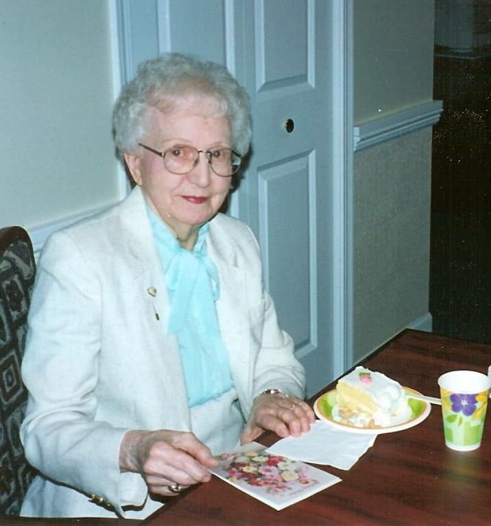 Grandma 95th