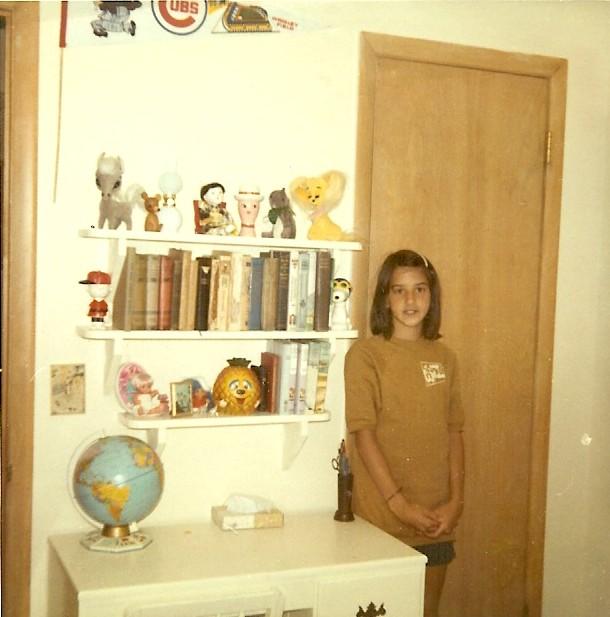 Kym at age 11 1970