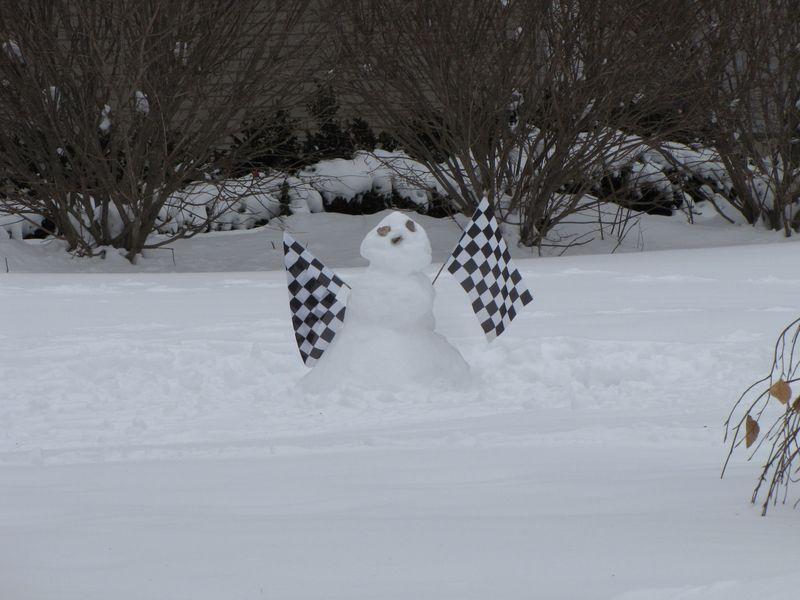 The snowman 001