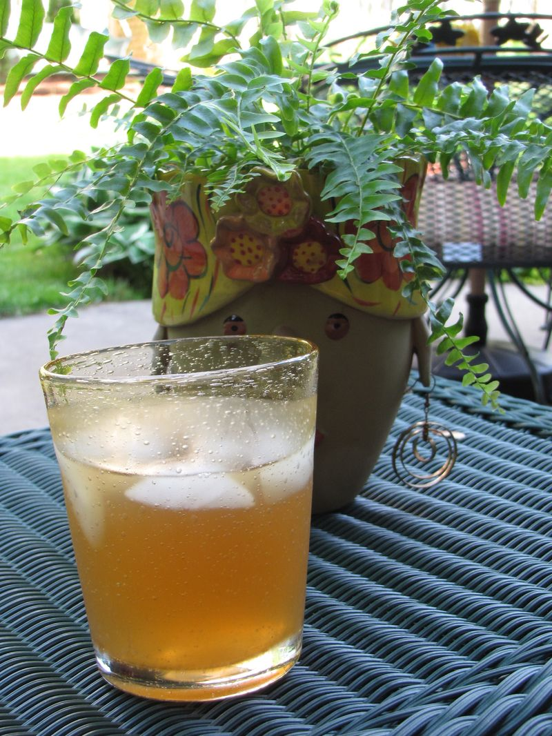 Iced tea 008