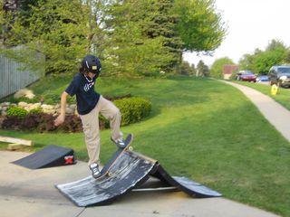 2005 skateboard