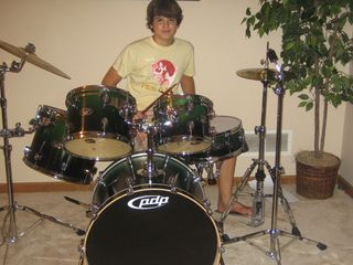 2006 new drum set