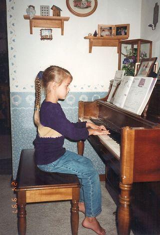 Piano 3rd grade