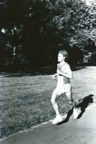College Tom Running