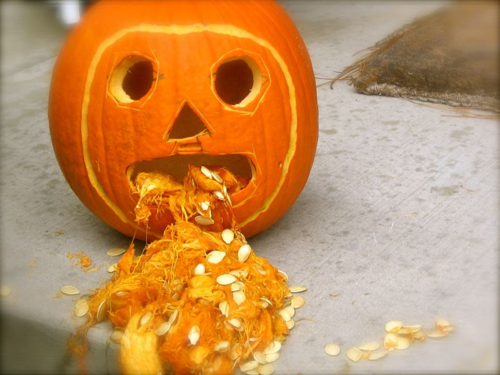 2006 puking pumpkin