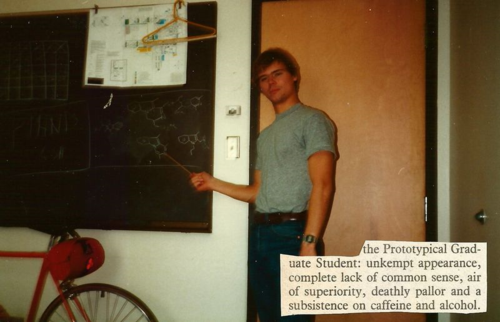 Prototypical grad student