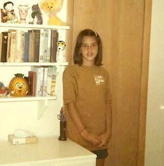 Kym at age 11 1970_2