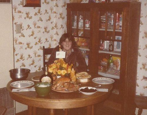 Tom at TG 1979