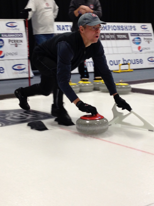 Tom curling