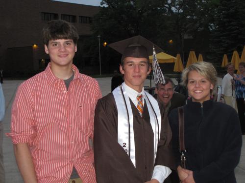 Graduation 2009 013