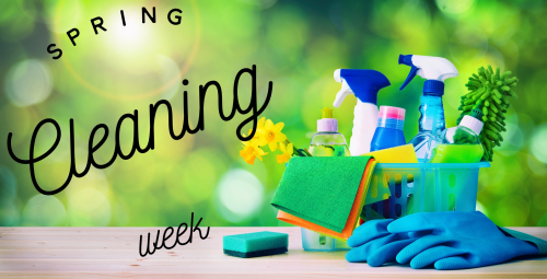 Spring Cleaning Week
