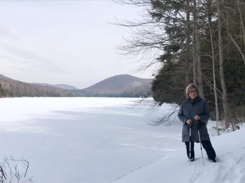Reservoir hike